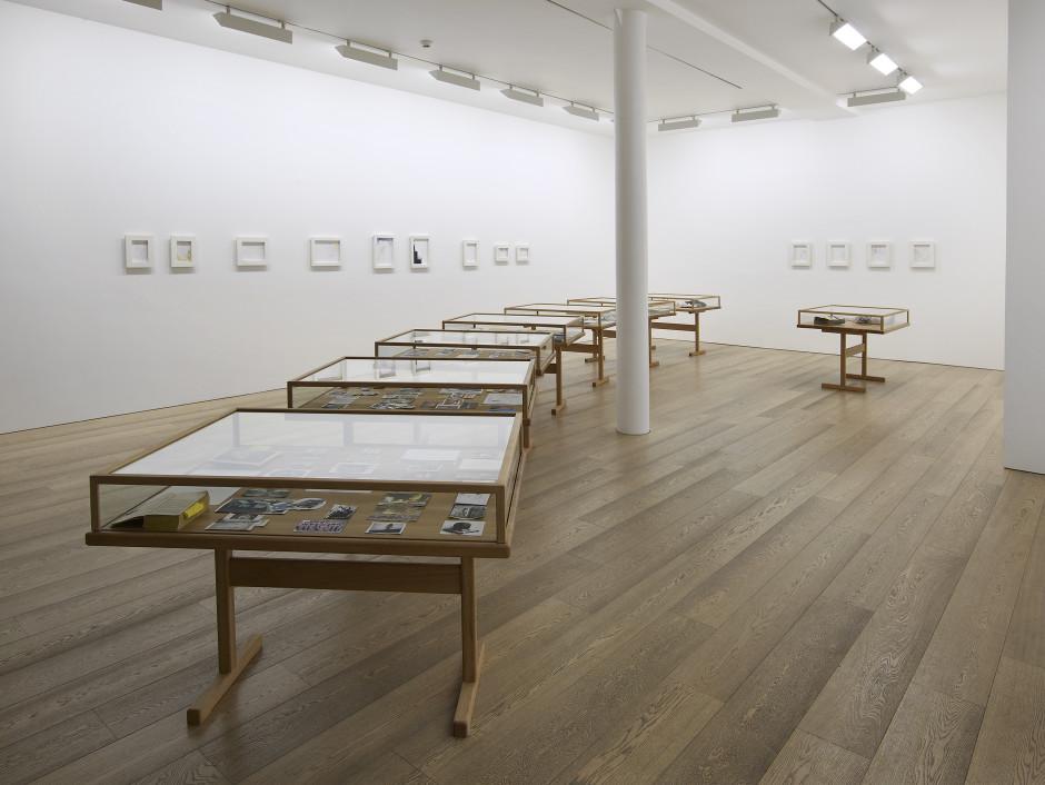 Installation view, 2010