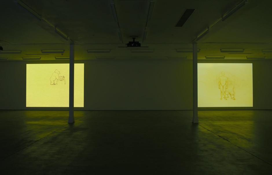 Installation View, 2015