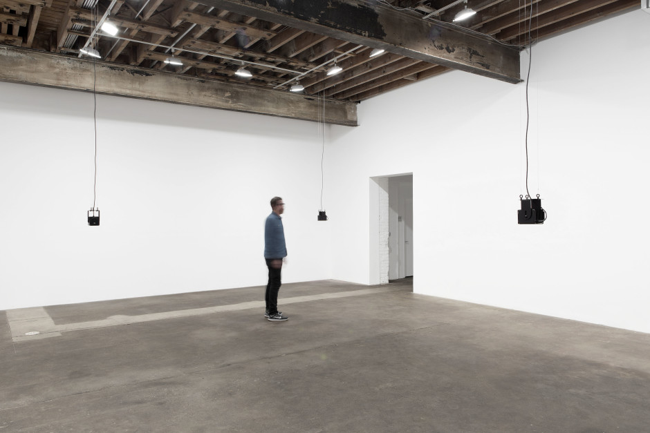 Installation view, Exploring Compositional Epistemologies, Midway Contemporary, Minneapolis, 16 January – 14 February 2015