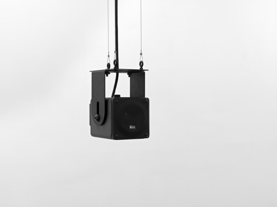 Chimerization, 2012  3-channel electroacoustic sound, loudspeaker system  dimensions variable