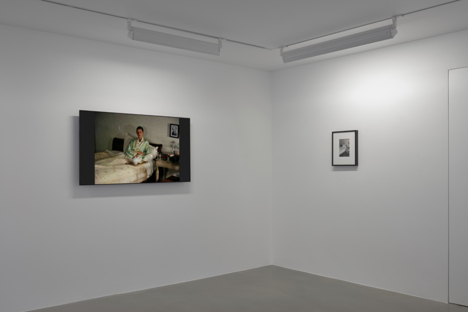Stephen Tennant Homage Installation View, 2017