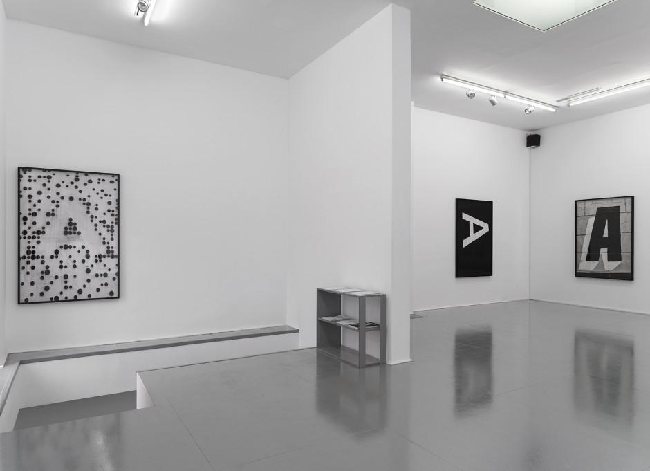 Installation View, 2017 Photo: Boris Kirpotin