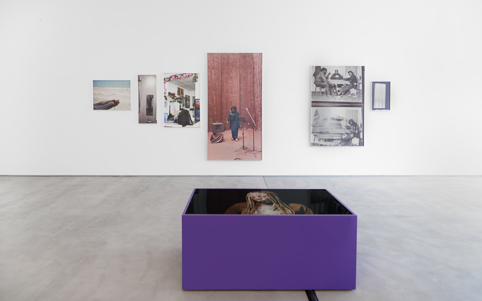 Installation View, 2017