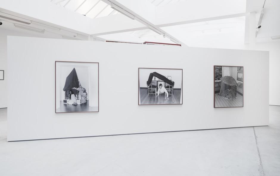 Joanna Piotrowska, installation view, 2017