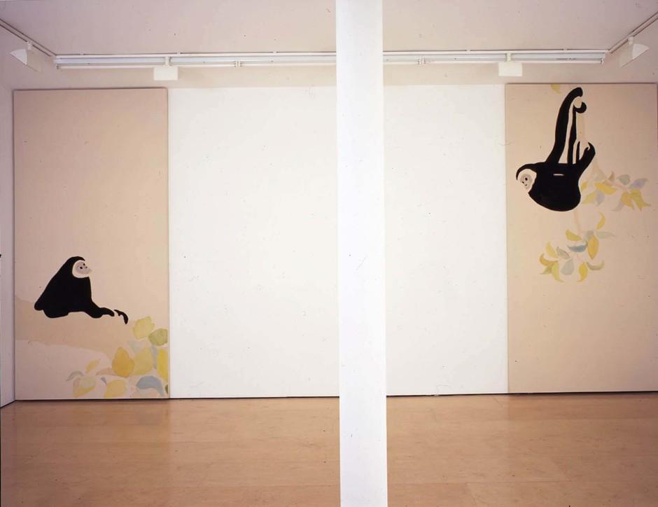 Installation View, 1999