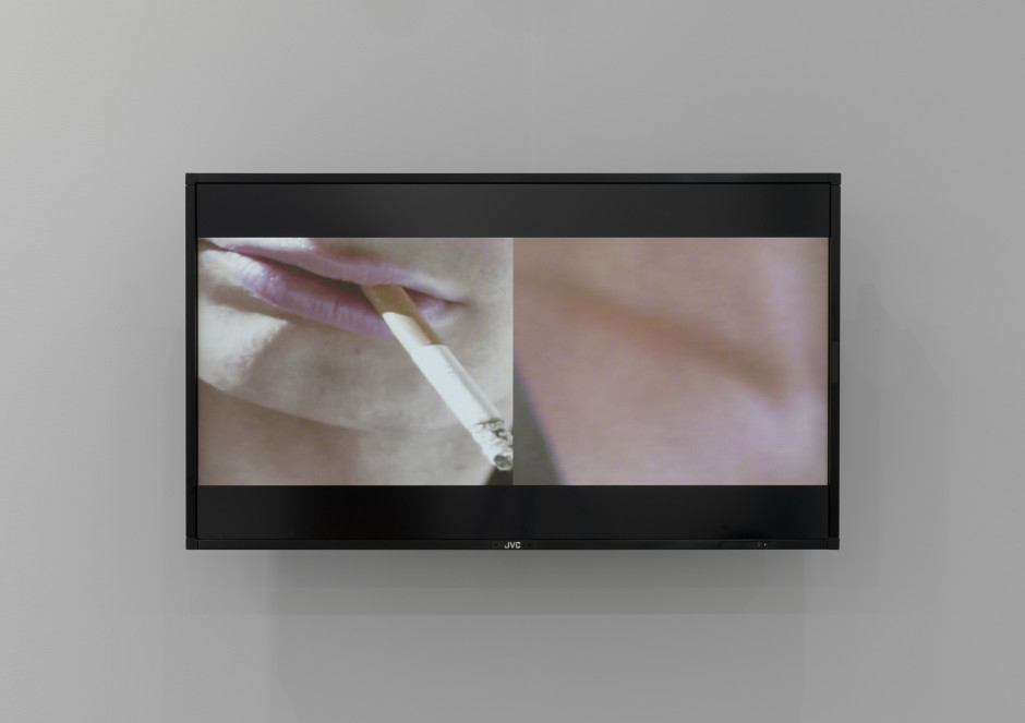 Sailor, 2010  video on USB drive, installation media variable