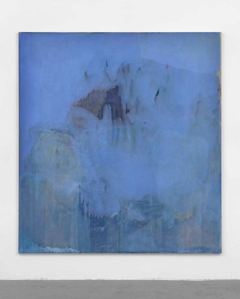 Memory Boy, 2015  oil on canvas  240 x 220 x 4 cm  94 ½ x 86 ⅝ x 1 ⅝ in.