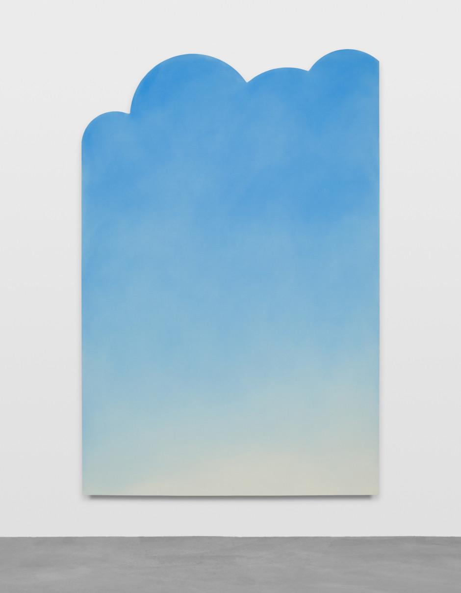 neunundzwanzigsterjunizweitausendundfünfzehn, 2015  acrylic on canvas, plexiplaque with labeling  270.0 x 180.0 x 4.2 cm 106 1/4 x 70 13/16 x 1 5/8 in.