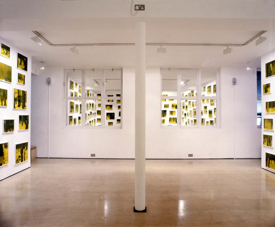 Installation View, 2000