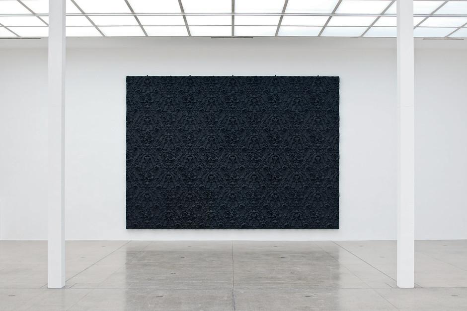 Untitled (1631), Installation view, Rudolf Stingel, Secession, Vienna, 23 February – 15 April 2012  Photo: Jorit Aust