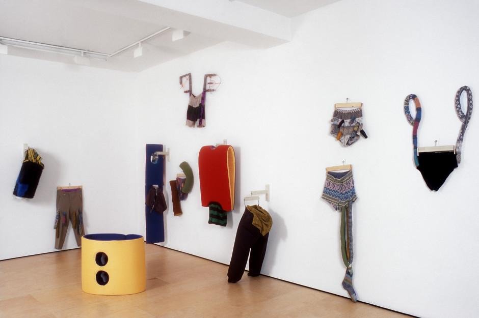 Instalation view, 2001
