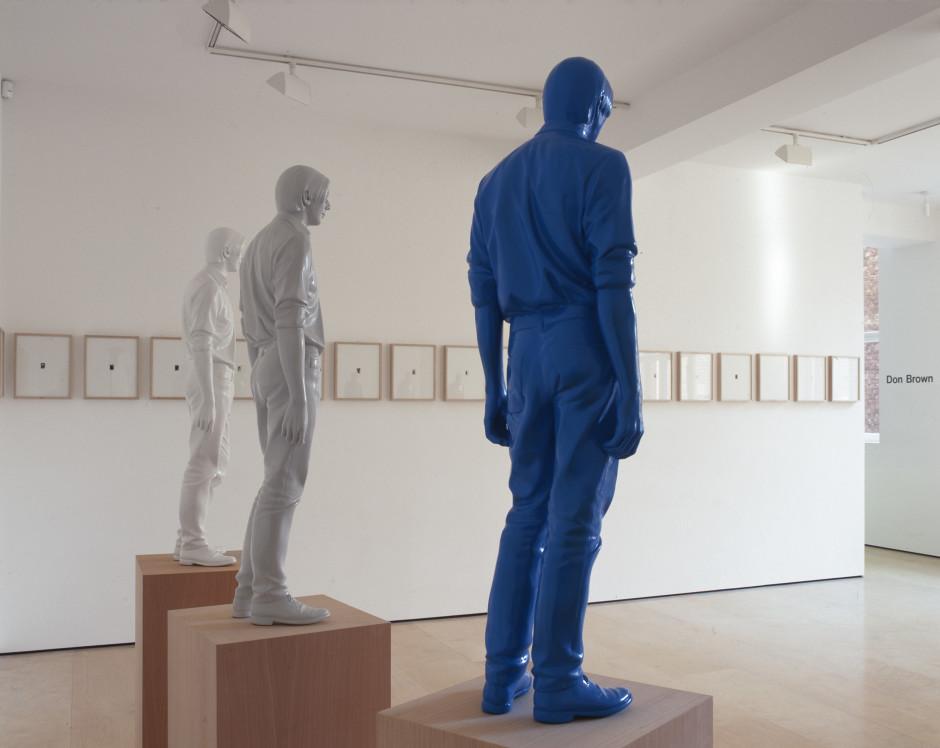 Installation view, 1997
