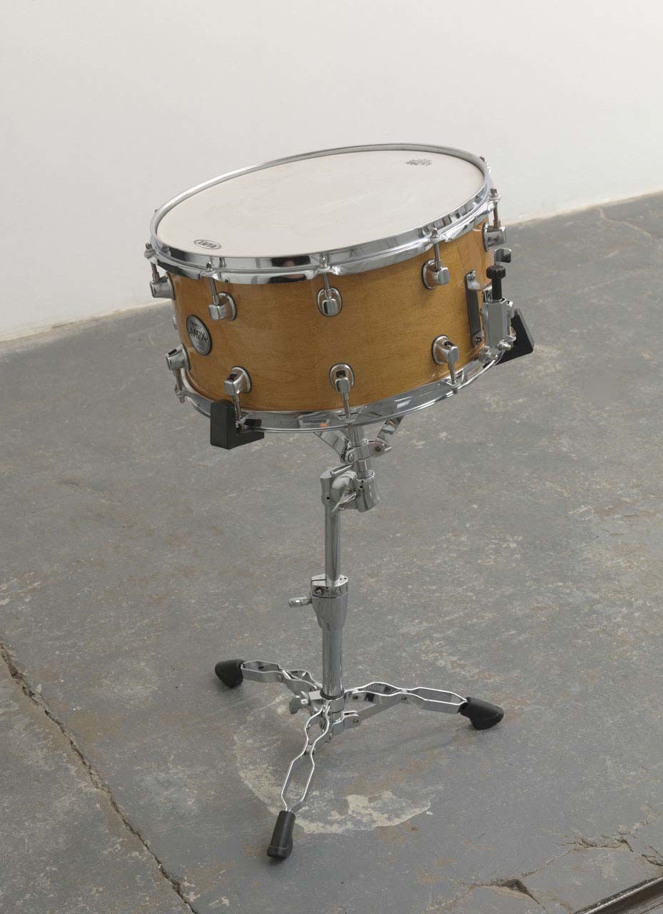 Rogaine® [for women] experiment: snare drum