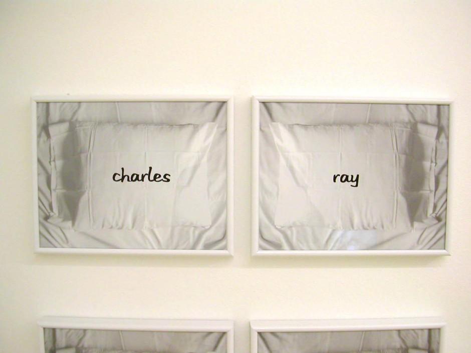 Charles & Ray, 2002
