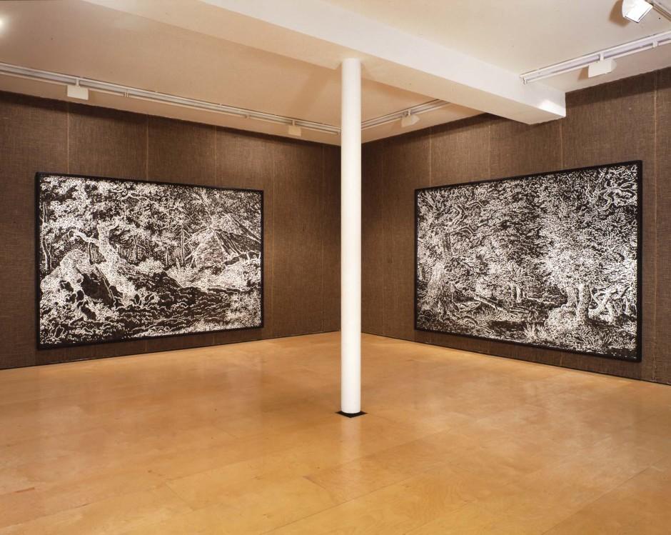 Installation View, 2002