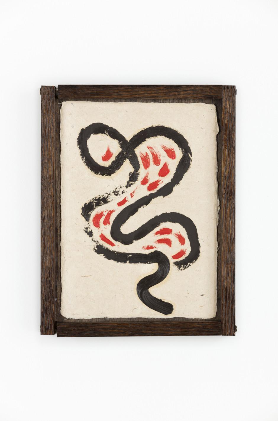 1917-1873, 2, 2018  oil on burlap paper  36 x 28 x 4 cm / 14 1/8 x 11 ⅛ x 1 ⅝ in