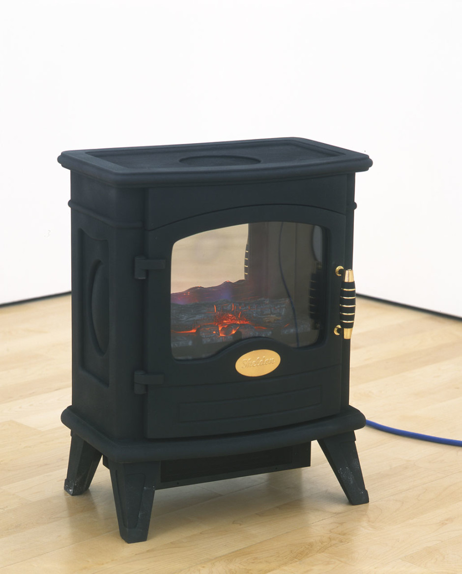 Electric stove, 2003