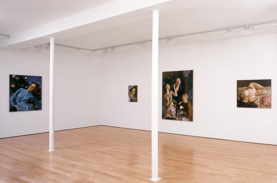 Installation View, 2003