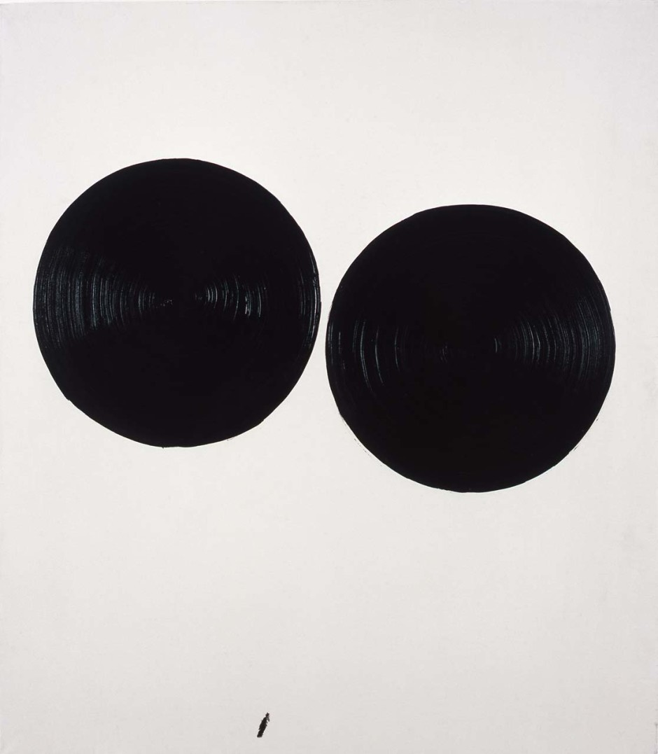 Untitled (records), 2003