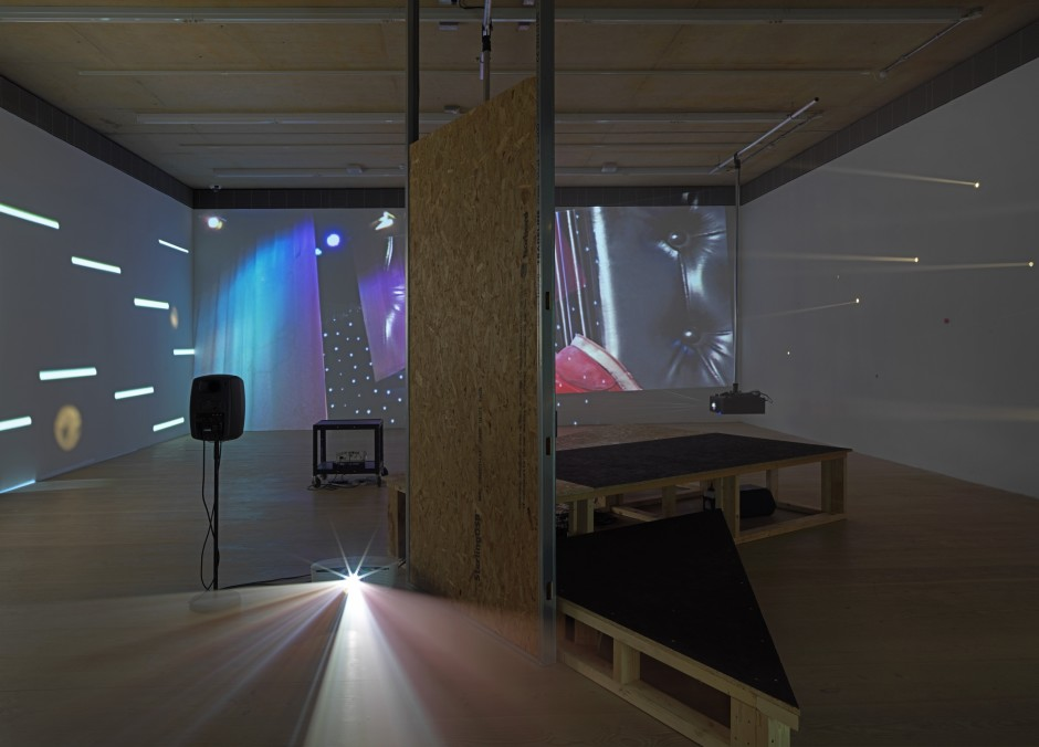 Installation View, 2017 Photo by Marcus J Leith
