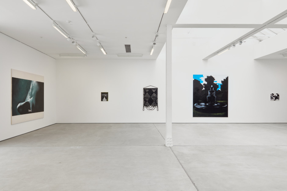 Installation view, 2018
