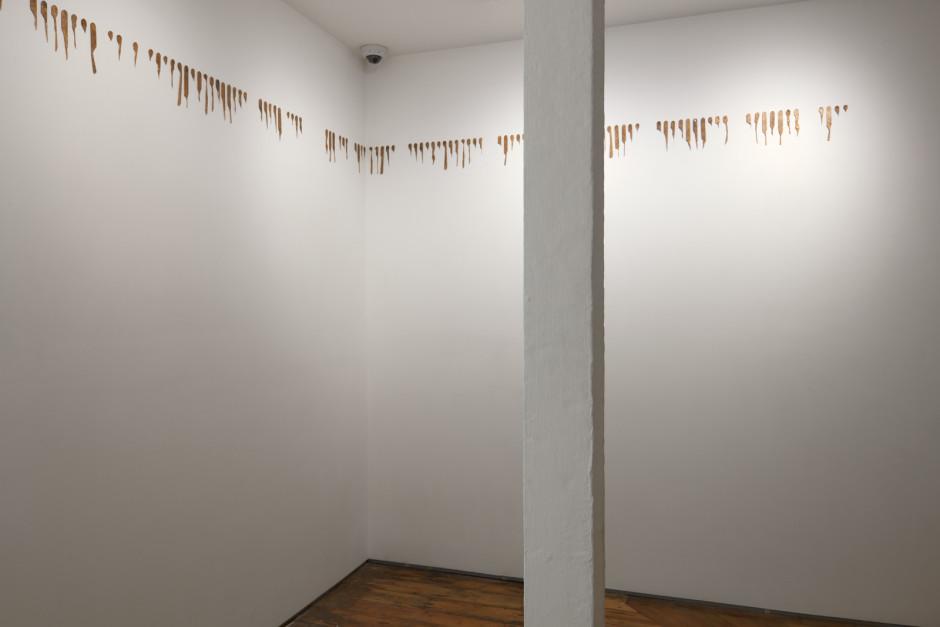 Installation view, 2018 Photo by Robert Glowacki
