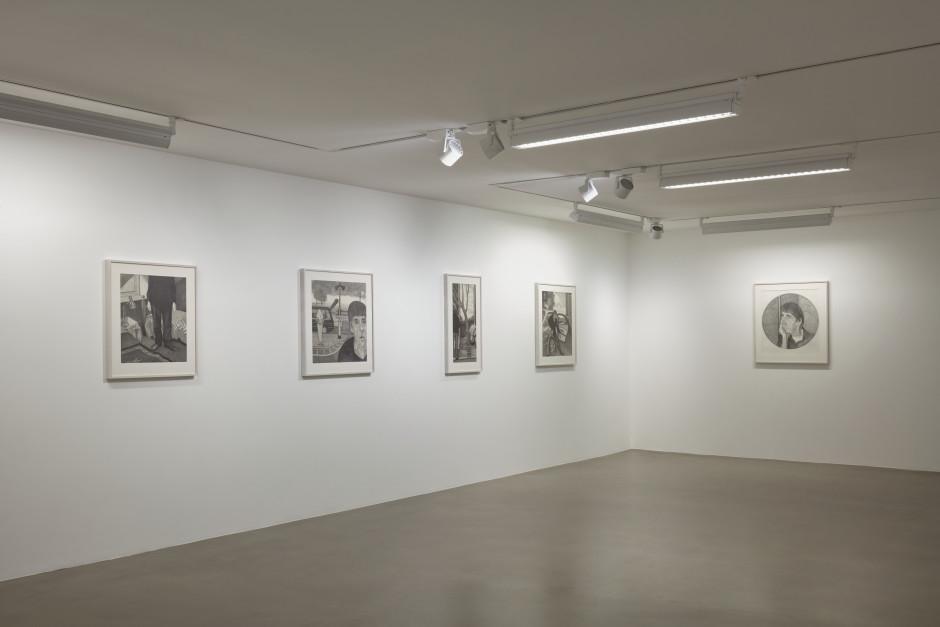 Installation view, 2018 Photo: Robert Glowacki