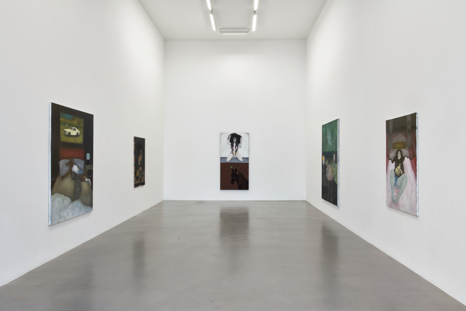 Installation view, 2018 Photo by Robert Glowacki
