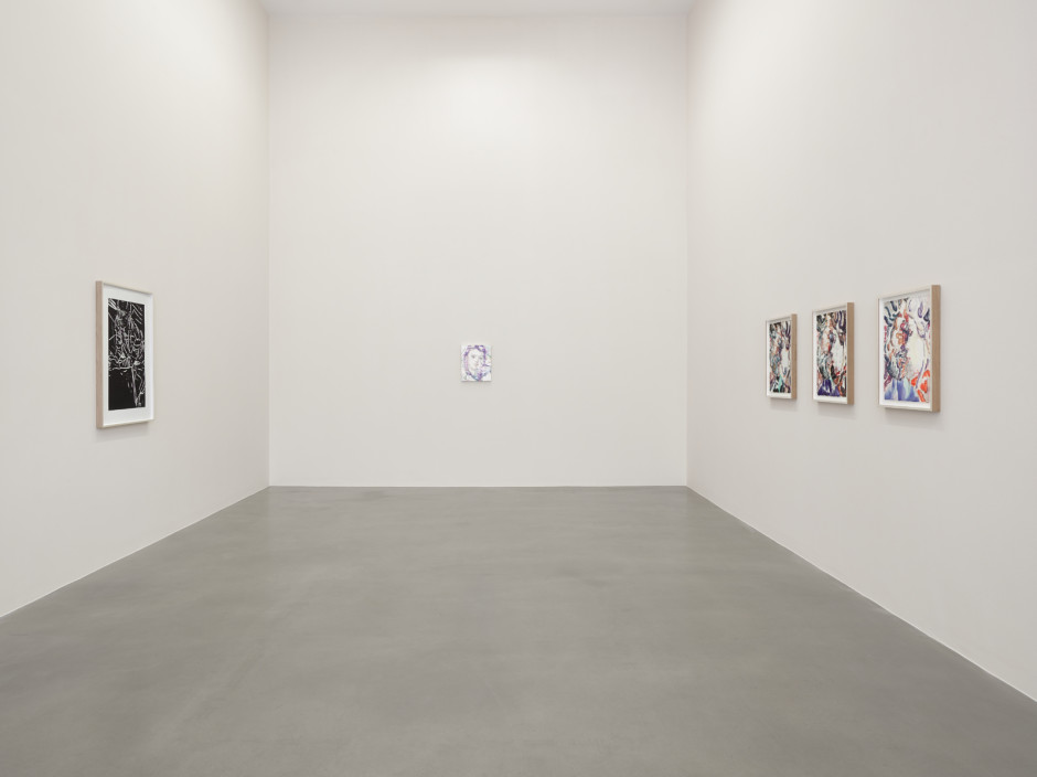 Installation view, 2019 Photo: Jack Hems