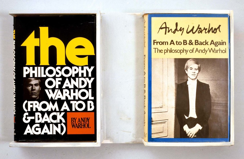 American English (The Philosophy of Andy Warhol; from A to B & back again), 2006