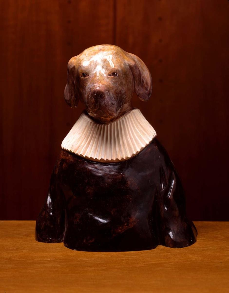 Hundeportrait, 2005