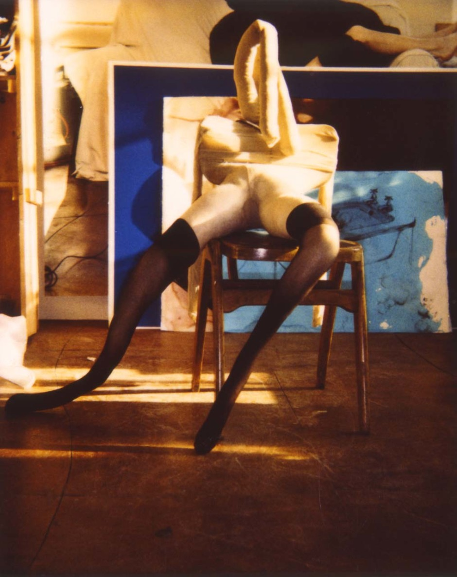 Polaroid Bunny #3, 1997