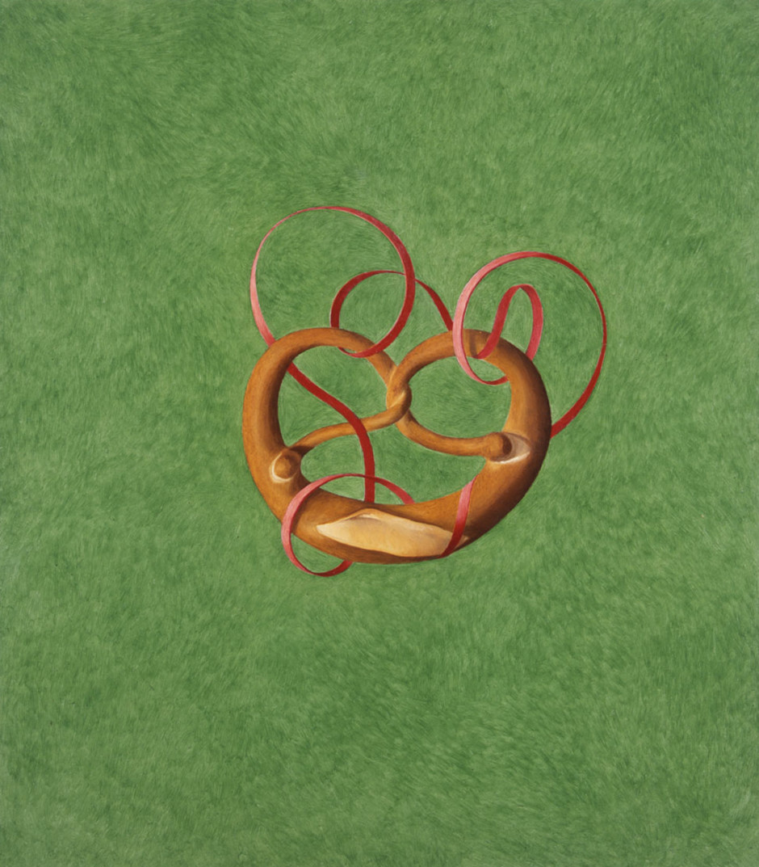 Untitled (pretzel), 2004