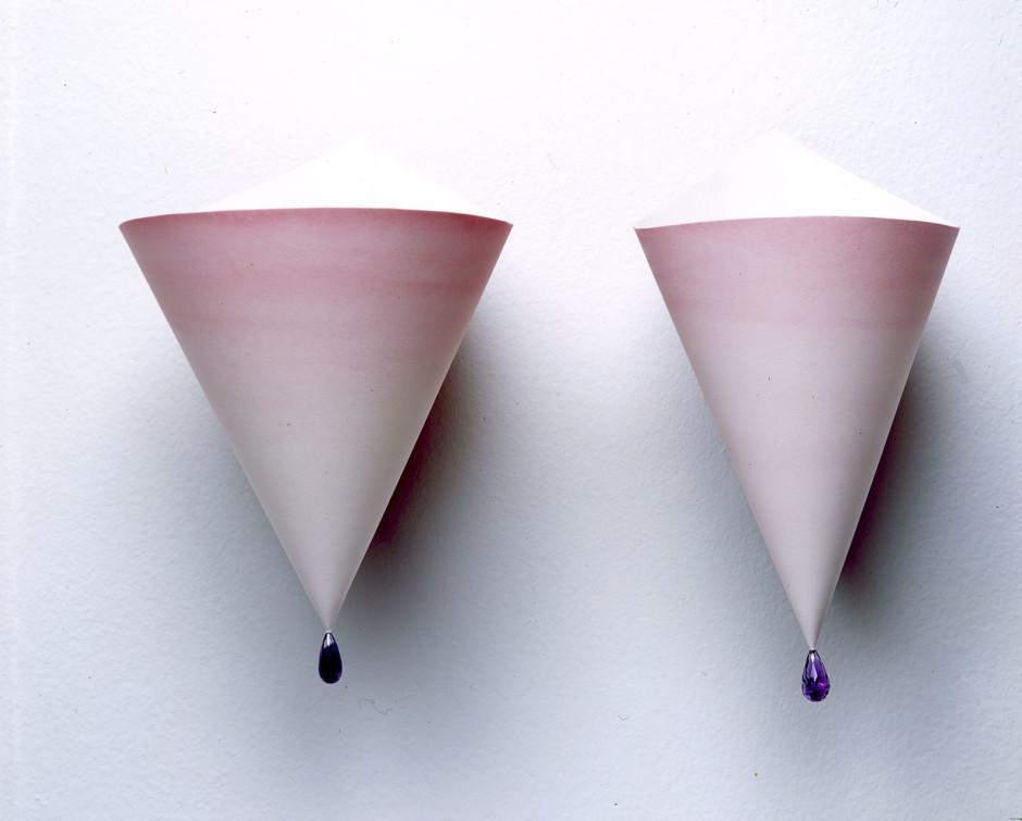 Untitled (amethyst), 2005