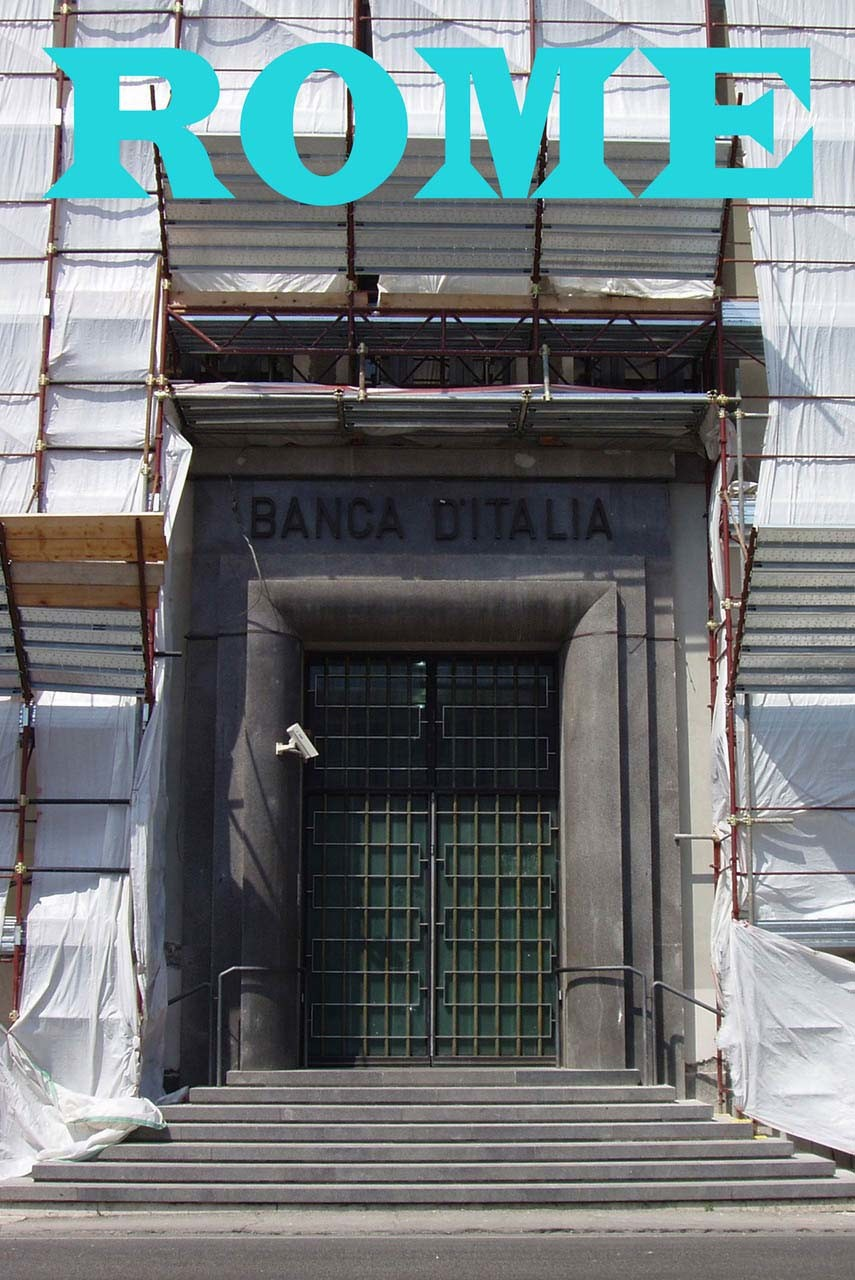 Rome Travel Poster IV, 2006