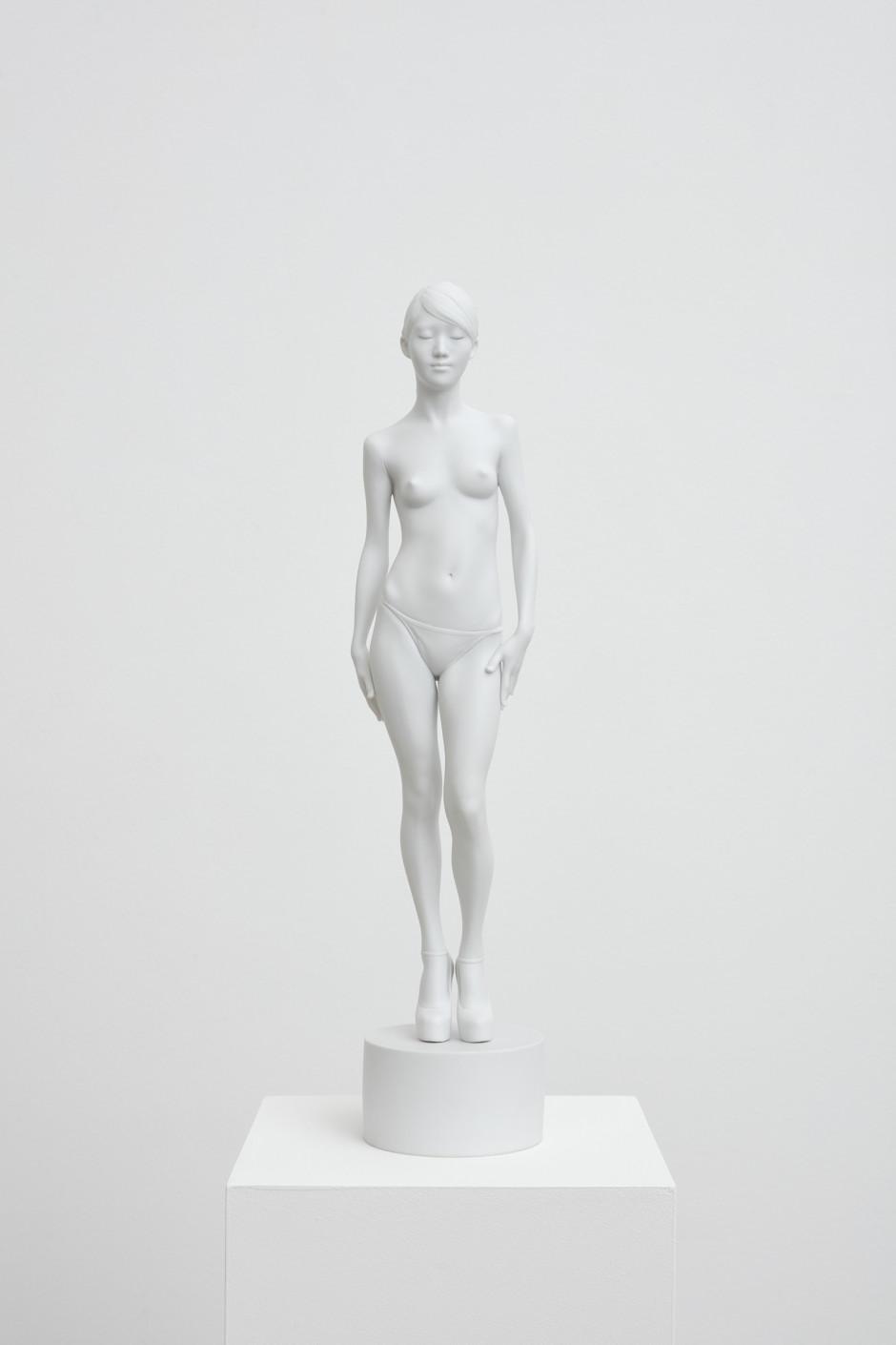 Yoko XXXVI, 2013  porcelain  41.0 x 9.4 cm 16 1/8 x 3 11/16 in.