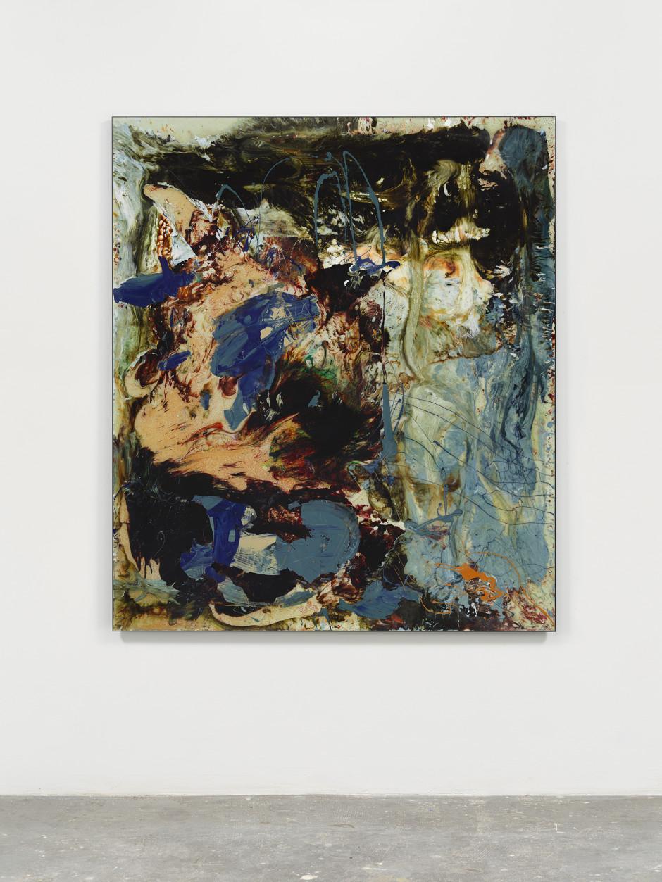 Untitled 2019 Cast urethane resin, fiberglass, epoxy 69.5 x 59.75 in