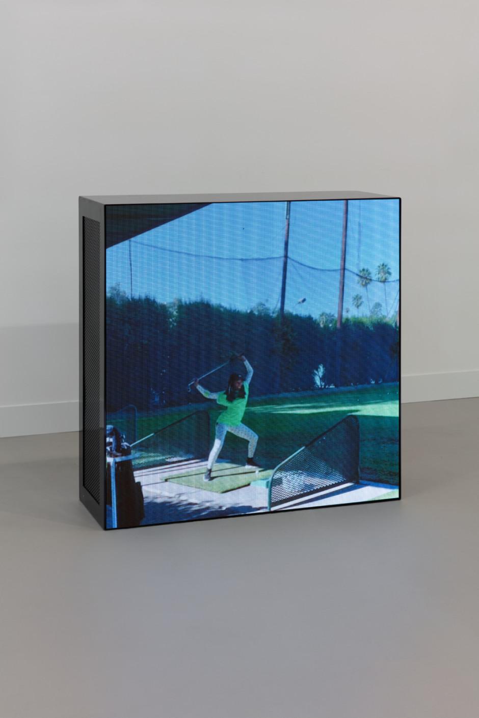 Capricorn, 2019  video  100 x 100 cm approx