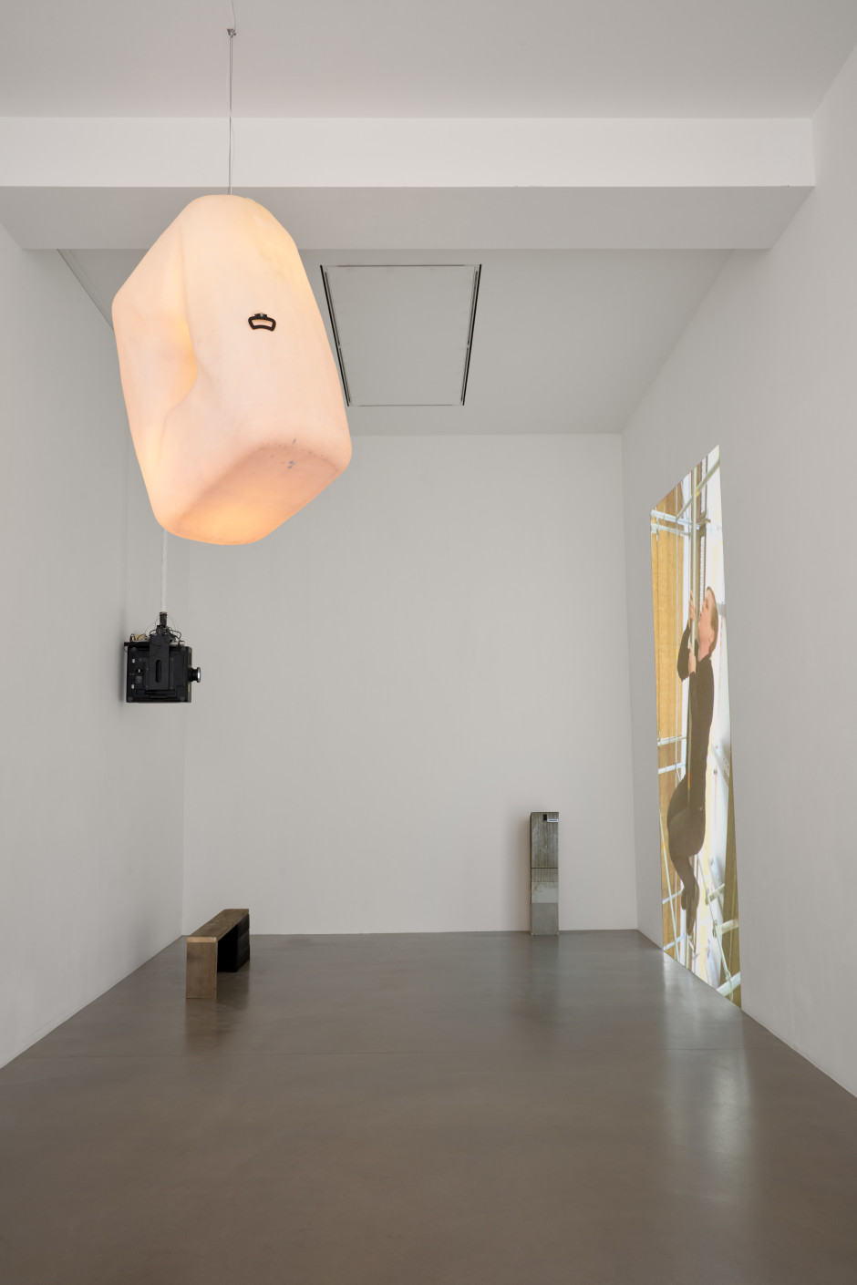 Installation view, Klara Liden, 1 Davies Street W1, 3 September - 24 October 2020  Photography by Robert Glowacki