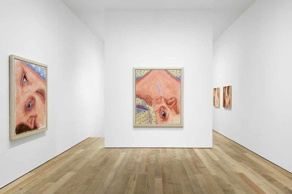 Installation view, Alan Turner, I wanted to make things that were ordinary extraordinary, Sadie Coles HQ, 8 Bury Street SW1Y, 4 September - 23 October 2021  Photography by Robert Glowacki