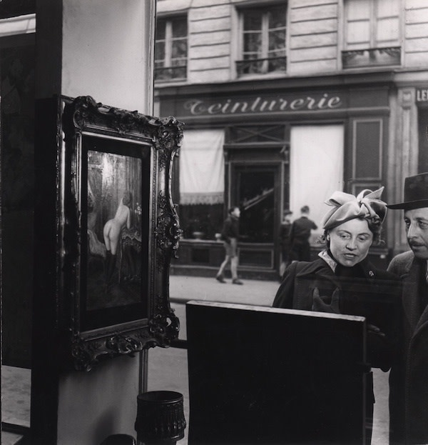 FRENCH PHOTOGRAPHY VINTAGE WORKS FROM THE 1920'S TO 1960'S MAY 2 - JULY 27 2019