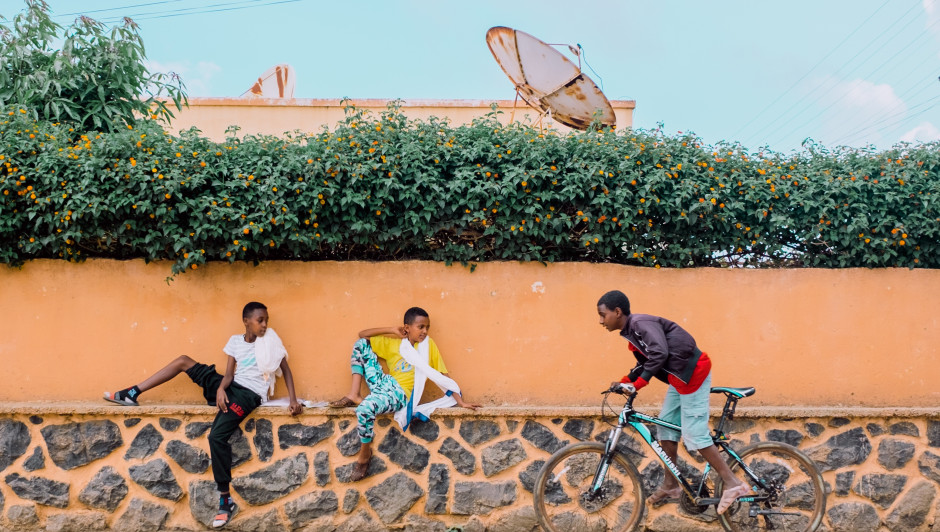 GIRMA BERTA | EYERUSALEM JIRENGA  FROM OUR PERSPECTIVE: YOUNG ETHIOPIAN PHOTOGRAPHERS CHANGING THE GAZE  Addis Ababa Gallery | 9 April - 25 may 2019