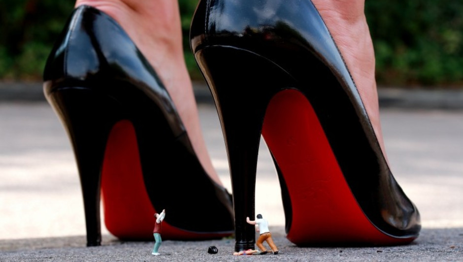 Killer Heels, editioned photograph