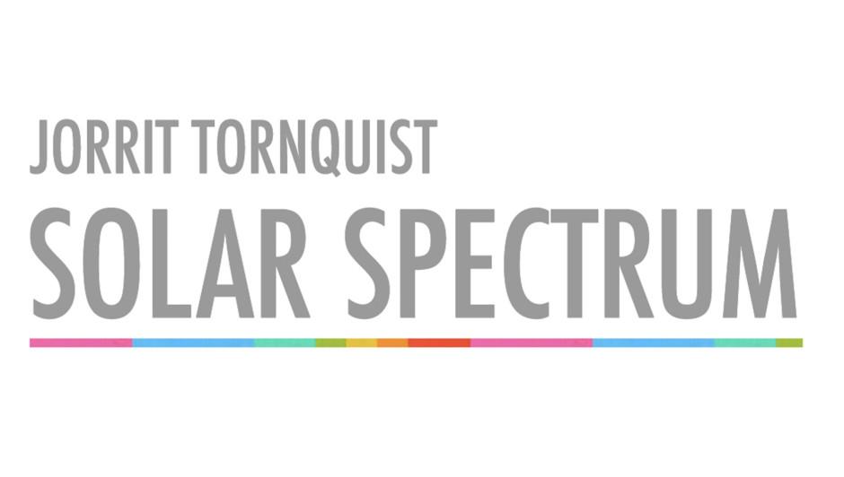 Jorrit Tornquist, Solar Spectrum