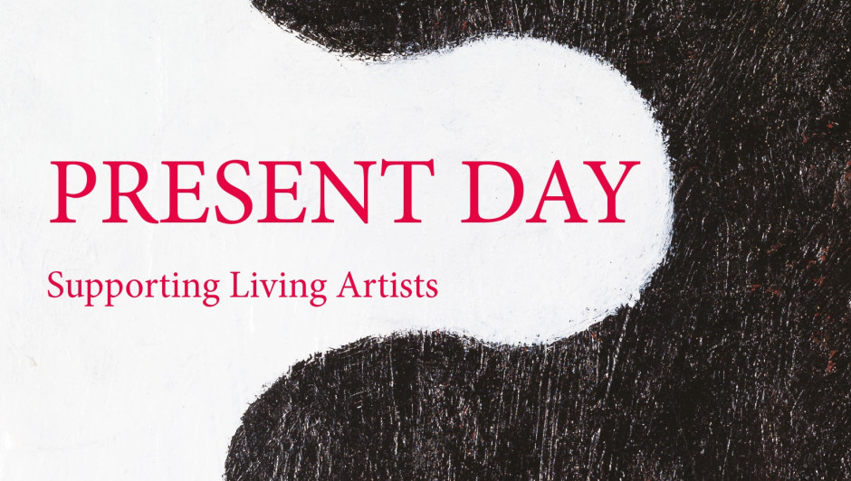 Present Day - Supporting Living Artists