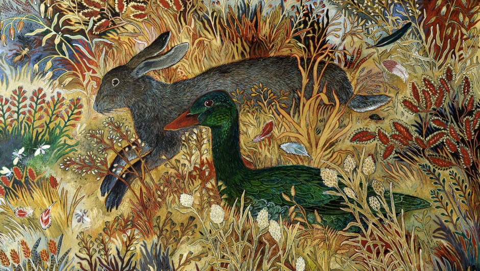 Indian Summer, 2020 by Anna Pugh