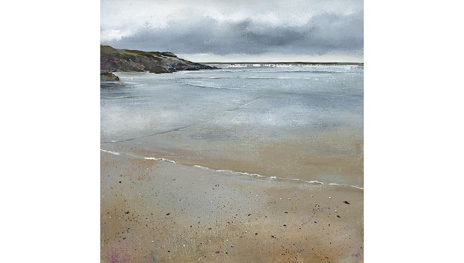 'Beautiful Day Every Day' Suki Wapshott | Oil on Linen Canvas