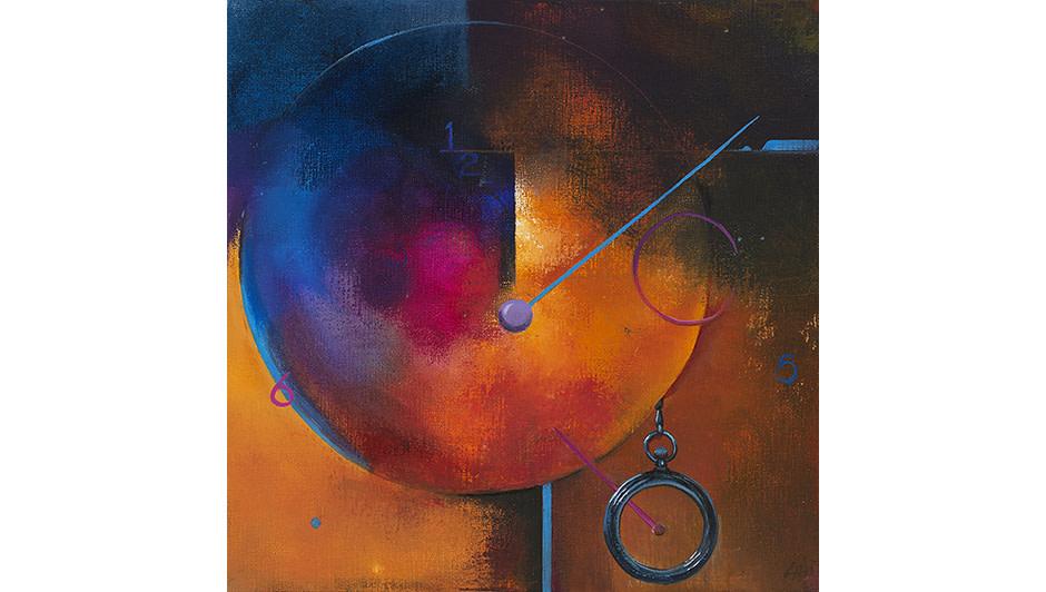 'Strange Times' Suki Wapshott | Oil on Linen Canvas