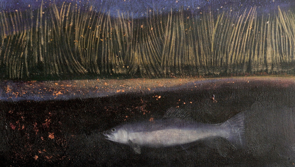 CATHERINE HYDE  THE SILVER APPLES OF THE MOON 10 - 28 Nov 2018