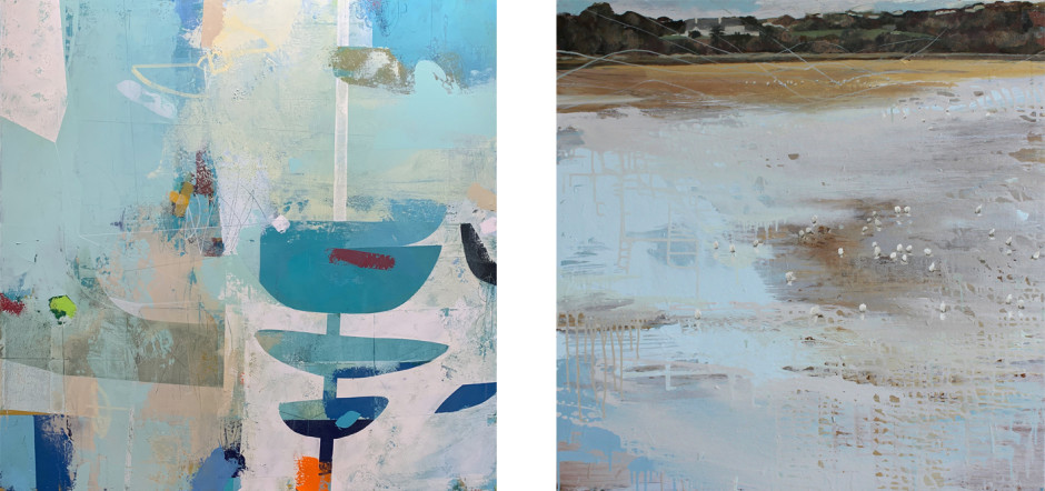 ANDREW BIRD SARA DUDMAN RWA COAST 2020 A COLOURFUL AND UPLIFTING MIXED EXHIBITION OF PAINTINGS, CERAMICS AND PRINTS BY SELECTED GALLERY ARTISTS 4 July – 5 September